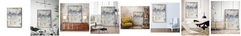 "Giant Art 20"" x 16"" Procession I Art Block Framed Canvas"