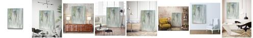 "Giant Art 40"" x 30"" The Rain Museum Mounted Canvas Print"