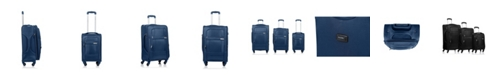 CHAMPS 3-Pc. Pacific Softside Luggage Set