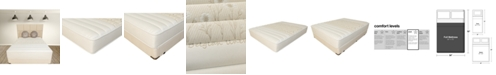 """Paramount Nature's Spa by Eden 12"""" Cushion Firm Mattress Set- Full"""