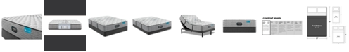"""Beautyrest Harmony Lux Carbon 12.5"""" Extra Firm Mattress Set - Full"""