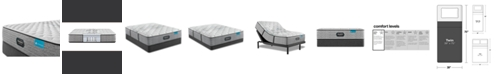 "Beautyrest Harmony Lux Carbon 12.5"" Extra Firm Mattress Set - Twin"