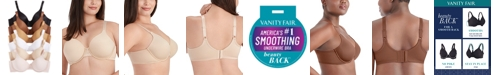 Vanity Fair Beauty Back Smoothing Full-Figure Contour Bra 76380