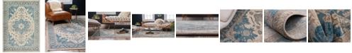 Bridgeport Home Bellmere Bel2 Ivory 7' x 10' Area Rug