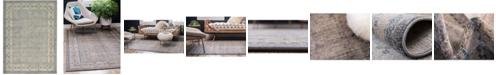 Bridgeport Home Bellmere Bel1 Gray 8' x 11' Area Rug