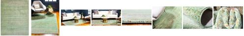 Bridgeport Home Malin Mal8 Green 10' x 13' Area Rug