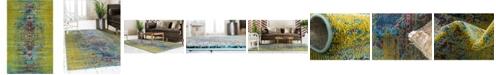 """Bridgeport Home Brio Bri6 Green 10' 6"""" x 16' 5"""" Area Rug"""