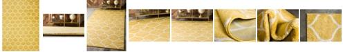 Bridgeport Home Plexity Plx2 Yellow 9' x 12' Area Rug