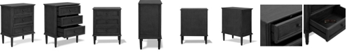 Finch Webster 3 Drawer Cabinet