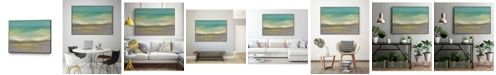 "Giant Art 24"" x 18"" Sunset Study II Art Block Framed Canvas"