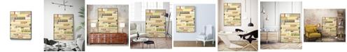 "Giant Art 14"" x 11"" True III Art Block Framed Canvas"