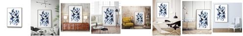 "Giant Art 24"" x 18"" Chrysalis I Art Block Framed Canvas"