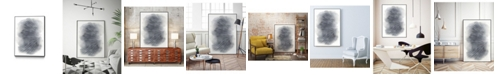 "Giant Art 36"" x 24"" Rays I Art Block Framed Canvas"