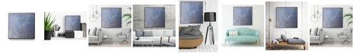 "Giant Art 20"" x 20"" Escaping Night II Art Block Framed Canvas"
