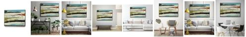 "Giant Art 20"" x 16"" Deconstructed View I Art Block Framed Canvas"