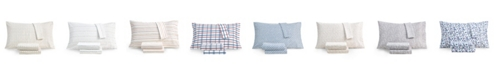 Sanders Printed Microfiber Twin 3-Pc Sheet Set, Created for Macy's