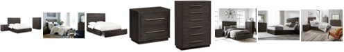Furniture Cambridge Storage Platform Bedroom Furniture, 3-Pc. Set (California King Bed, Chest & Nightstand), Created for Macy's