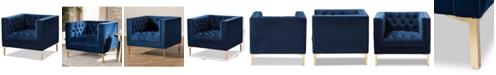 Furniture Zanetta Lounge Chair