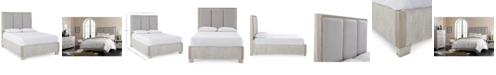 Furniture CLOSEOUT! Camilla Queen Bed, Created for Macy's