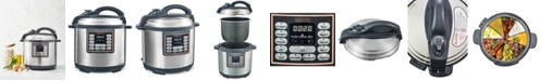 Crux 8-Qt. 10-In-1 Instant  Programmable Multi-Cooker 14721, Created for Macy's