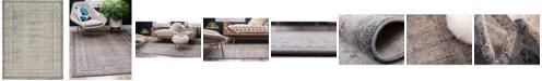 Bridgeport Home Bellmere Bel1 Gray 9' x 12' Area Rug