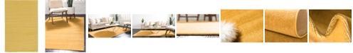 Bridgeport Home Axbridge Axb3 Gold 5' x 8' Area Rug