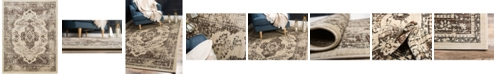 Bridgeport Home Masha Mas8 Tan 10' x 13' Area Rug