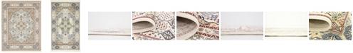 Bridgeport Home Zara Zar4 Ivory Area Rug Collection