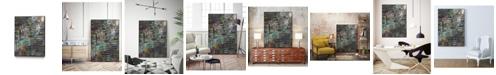 "Giant Art 36"" x 24"" Stack II Art Block Framed Canvas"