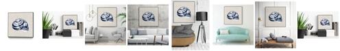 """Giant Art 20"""" x 20"""" Ocean Memento I Art Block Framed Canvas"""