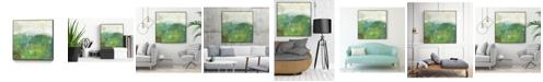 """Giant Art 30"""" x 30"""" Twin Art Block Framed Canvas"""
