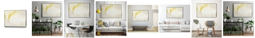 "Giant Art 36"" x 24"" Lux II Art Block Framed Canvas"