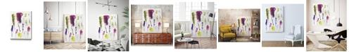 "Giant Art 40"" x 30"" Color Splash I Museum Mounted Canvas Print"