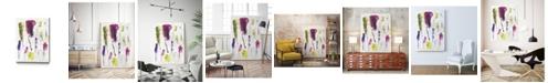 "Giant Art 20"" x 16"" Color Splash I Museum Mounted Canvas Print"