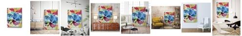 """Giant Art 20"""" x 16"""" Creole III Museum Mounted Canvas Print"""