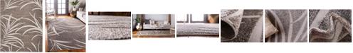 Bridgeport Home Pashio Pas4 Gray 8' x 10' Area Rug