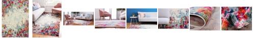 """Bridgeport Home Crisanta Crs9 Multi 9' 10"""" x 13' Area Rug"""