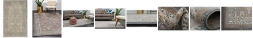 Bridgeport Home Bellmere Bel3 Gray 2' x 3' Area Rug