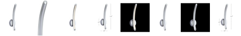 """JONATHAN Y Roxanna 17.7"""" Dimmable Integrated LED Metal Sconce"""