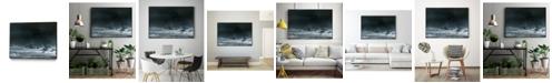 "Giant Art 28"" x 22"" Sea View I Art Block Framed Canvas"