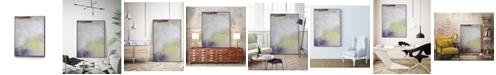 """Giant Art 24"""" x 18"""" Swept Away I Art Block Framed Canvas"""