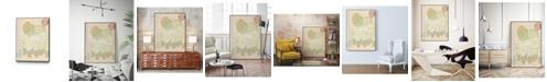 "Giant Art 28"" x 22"" Elevated Pod II Art Block Framed Canvas"