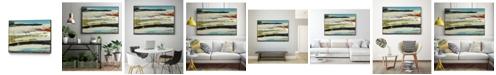 "Giant Art 24"" x 18"" Deconstructed View I Art Block Framed Canvas"