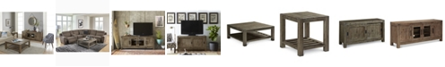 Furniture Canyon Living Room Furniture Collection, Created for Macy's
