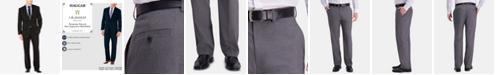 Haggar J.M. Men's Classic/Regular Fit Stretch Sharkskin Suit Separates