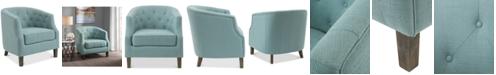 Furniture Ansley Barrel Chair