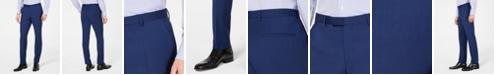 HUGO Men's Modern-Fit Wool Suit Pants