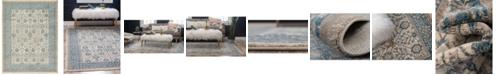 Bridgeport Home Bellmere Bel3 Ivory 9' x 12' Area Rug