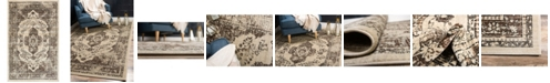 Bridgeport Home Masha Mas8 Tan 5' x 8' Area Rug