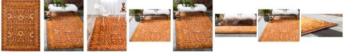 """Bridgeport Home Linport Lin3 Terracotta 13' x 19' 8"""" Area Rug"""